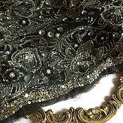 Материалы для творчества handmade. Livemaster - original item Antique fabric No. №483. Handmade.