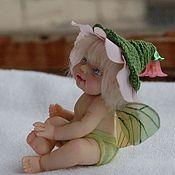 Куклы и игрушки ручной работы. Ярмарка Мастеров - ручная работа Феечка  - малявочка! :). Handmade.