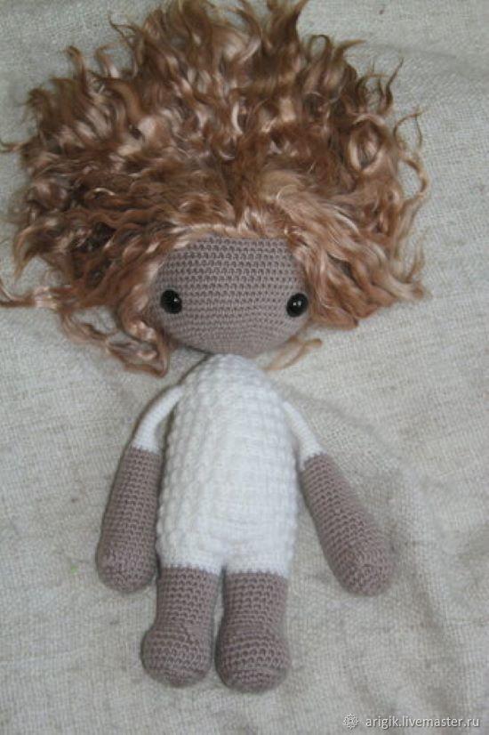 Вязаная кукла Лайла (Лалилала), Куклы и пупсы, Видное,  Фото №1