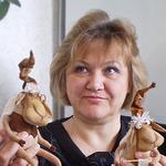 Куклы и игрушки Светланы Ревво - Ярмарка Мастеров - ручная работа, handmade