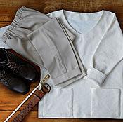 Одежда ручной работы. Ярмарка Мастеров - ручная работа Костюм брючный. Handmade.