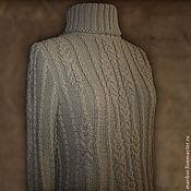 Одежда ручной работы. Ярмарка Мастеров - ручная работа Тёплый свитер.. Handmade.