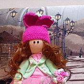 Куклы и игрушки ручной работы. Ярмарка Мастеров - ручная работа Интерьерная кукла ручной работы. Handmade.
