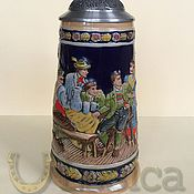 Винтаж handmade. Livemaster - original item Beer mug Germany collectible go home. Handmade.