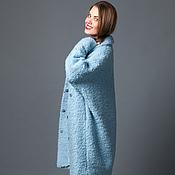 Одежда handmade. Livemaster - original item Coat warm