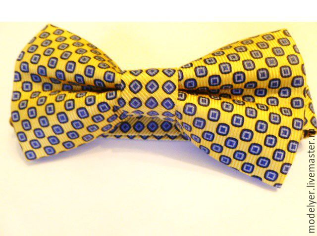 Butterfly President / silk, Ties, Moscow,  Фото №1