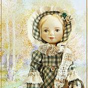 Куклы и игрушки ручной работы. Ярмарка Мастеров - ручная работа Дарья. Handmade.