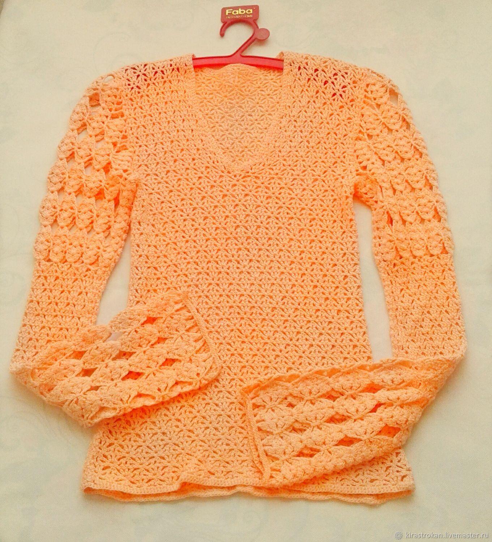 Jackets: Blouse, Sweater Jackets, Vyborg,  Фото №1