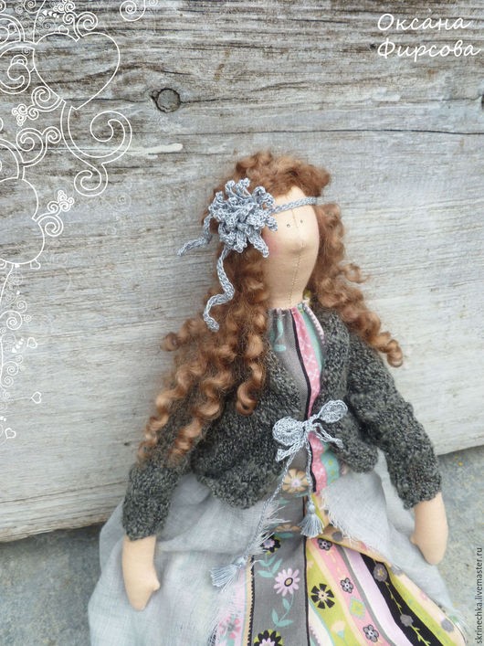 Куклы Тильды ручной работы. Ярмарка Мастеров - ручная работа. Купить Тильда : Барышня Пелагея интерьерная текстильная кукла. Handmade.