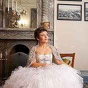 """Одежда ручной работы. Ярмарка Мастеров - ручная работа Свадебное платье """"Лавандовое кружево"""". Handmade."""