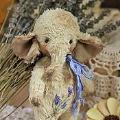 Куклы и игрушки ручной работы. Ярмарка Мастеров - ручная работа Слоненок  Laven. Handmade.