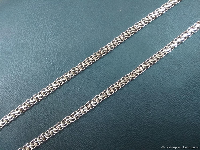 Плетение кобра из золота фото