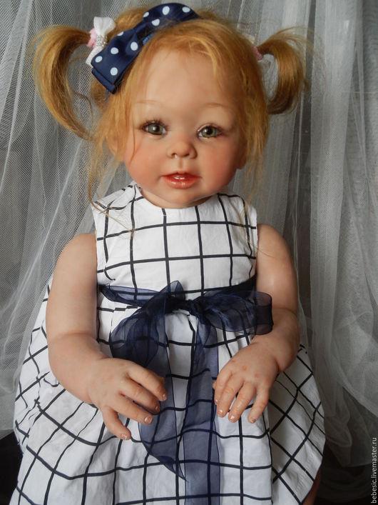 """Куклы-младенцы и reborn ручной работы. Ярмарка Мастеров - ручная работа. Купить Кукла """"Светик"""". Handmade. Комбинированный, кукла для девочки"""