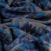 Одежда ручной работы. Ярмарка Мастеров - ручная работа Пончо (на фото пример расцветки). Handmade.