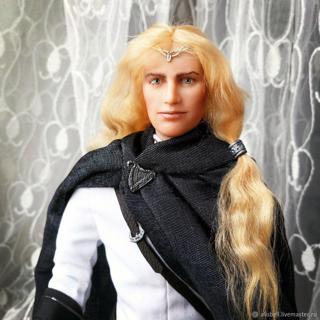 Elf warrior Finrod of Felagund (Finrod Felagund), Stuffed Toys, Barnaul,  Фото №1