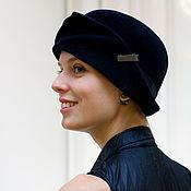 Аксессуары handmade. Livemaster - original item Hat bowler hat