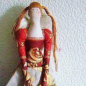 Куклы и игрушки ручной работы. Ярмарка Мастеров - ручная работа Тильда Ангел-Полина. Handmade.