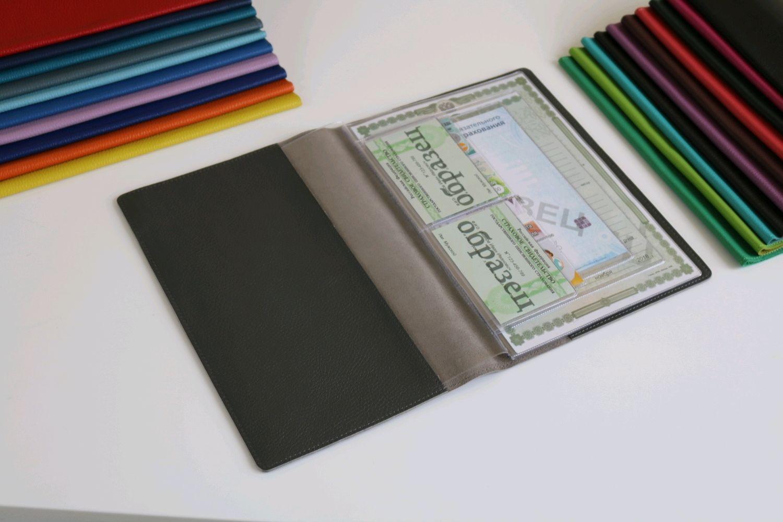 Органайзер для документов формат А4 асфальт, Папки, Москва,  Фото №1