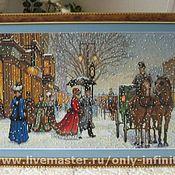 Картины и панно ручной работы. Ярмарка Мастеров - ручная работа Изящный век. Handmade.