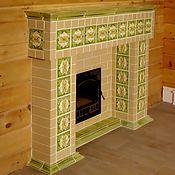 Для дома и интерьера handmade. Livemaster - original item Spring stove. Handmade.