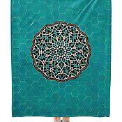 Для дома и интерьера handmade. Livemaster - original item Blanket-blanket