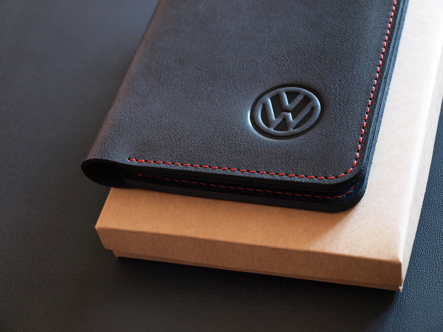 Volkswagen /// Cover for car documents, Cover, St. Petersburg,  Фото №1