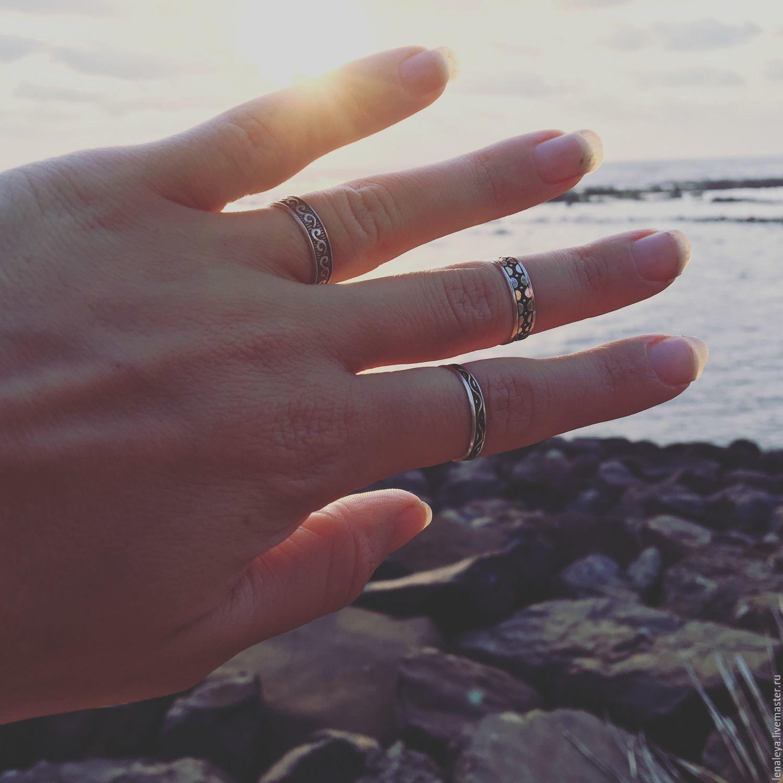 Кольцо на фалангу своими руками