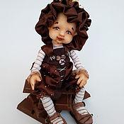 Куклы и игрушки ручной работы. Ярмарка Мастеров - ручная работа Шоколадик. Handmade.