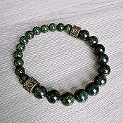 handmade. Livemaster - original item Mens bracelet genuine COIL. Handmade.