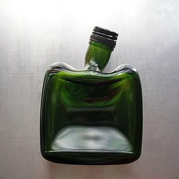 Посуда ручной работы. Ярмарка Мастеров - ручная работа «Эгоистка» - Декоративная бутылка. Handmade.