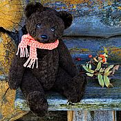 Куклы и игрушки handmade. Livemaster - original item Teddy Bears: SIMON Soviet bear with Howler (pattern 1950-70 years). Handmade.