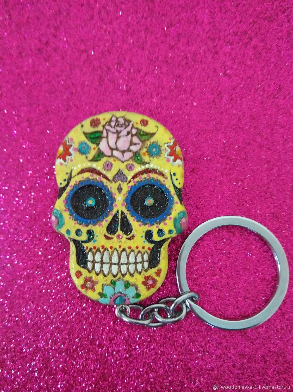 Sugar skull Калавера Мексиканский череп