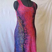 """Одежда ручной работы. Ярмарка Мастеров - ручная работа Платье """"Северное сияние""""длинное. Handmade."""