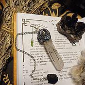 Фен-шуй и эзотерика handmade. Livemaster - original item Runic pendulum. Handmade.