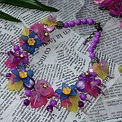 Украшения handmade. Livemaster - original item Jewelry set for girls