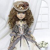 Куклы и пупсы ручной работы. Ярмарка Мастеров - ручная работа Кэтрин, интерьерная кукла. Handmade.