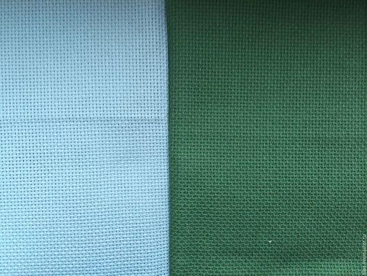 Вышивка ручной работы. Ярмарка Мастеров - ручная работа. Купить канва цветная  для вышивания. Handmade. Ткань, вышивка ручная, вышивка