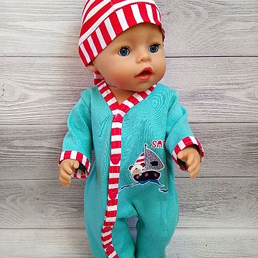 Куклы и игрушки ручной работы. Ярмарка Мастеров - ручная работа Комплект для Беби Бон. Handmade.