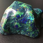 Фен-шуй и эзотерика handmade. Livemaster - original item Azurite and Malachite, natural stone, 200 g, Congo. Handmade.
