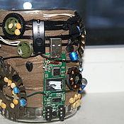 Копилки ручной работы. Ярмарка Мастеров - ручная работа Копилка на новый компьютер. Handmade.