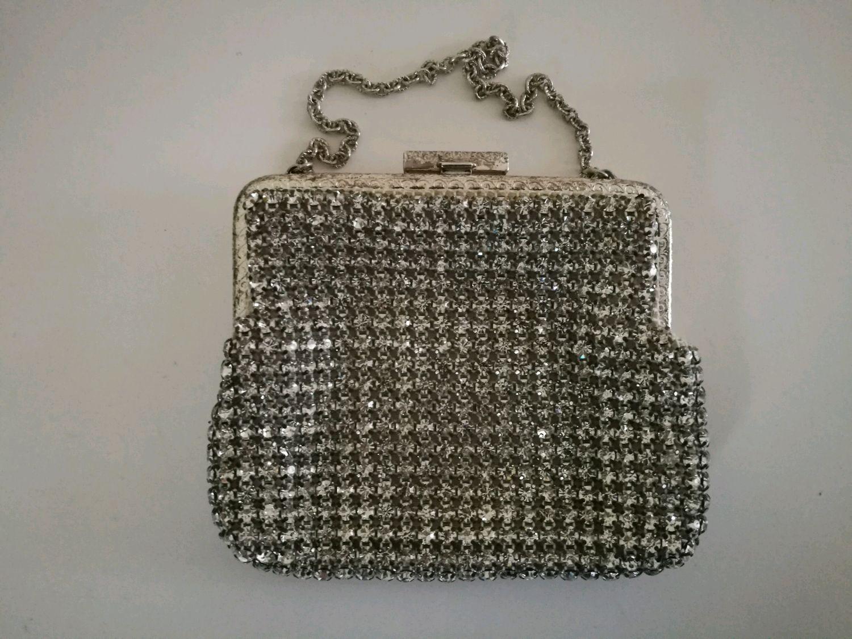 f60a5e0beb8c Винтажные сумки и кошельки. Ярмарка Мастеров - ручная работа. Купить Винтаж:  Театральная сумочка ...