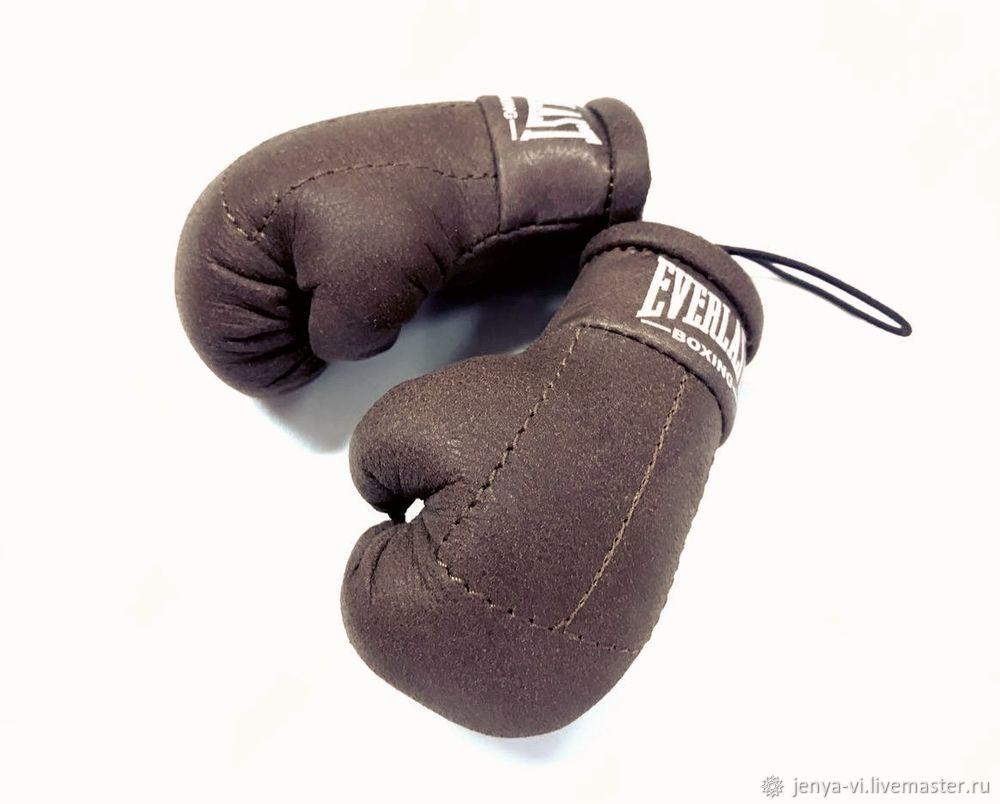 Перчатки Боксерские, сувенир, логотип,  подарок мужчине