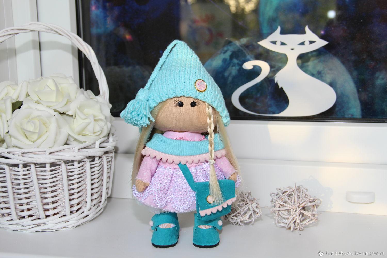 Интерьерная или игровая кукла, Куклы и пупсы, Губкин,  Фото №1