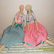 """Куклы и игрушки ручной работы. Ярмарка Мастеров - ручная работа интерьерная кукла Тильда """"Веснянка"""". Handmade."""