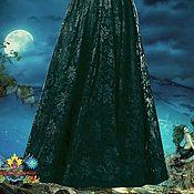"""Одежда ручной работы. Ярмарка Мастеров - ручная работа юбка из кружева """"Русалка"""". Handmade."""