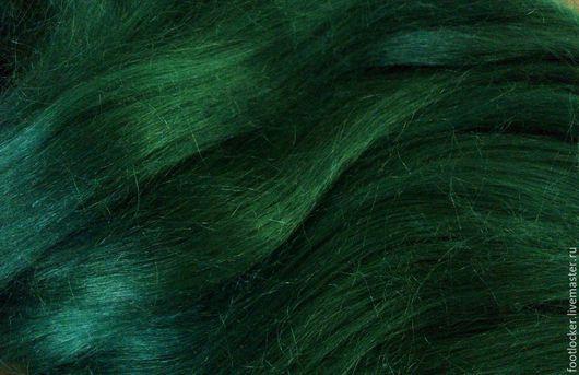 Валяние ручной работы. Ярмарка Мастеров - ручная работа. Купить Рамия волокна для валяния, Ireland, 10 гр.. Handmade.