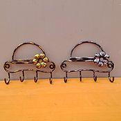 Для дома и интерьера ручной работы. Ярмарка Мастеров - ручная работа Шляпа ключница. Handmade.