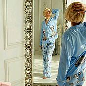 Одежда handmade. Livemaster - original item Pyjamas
