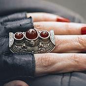 Украшения handmade. Livemaster - original item Tibetan Jade Rings. Handmade.