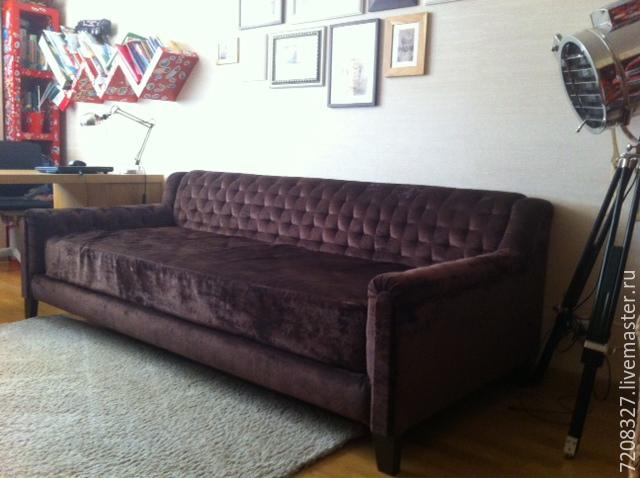 Честер диван в Москве с доставкой